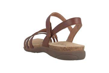 Josef Seibel Riley 01 Sandalen in Übergrößen Braun 69701 69 240 große Damenschuhe – Bild 2