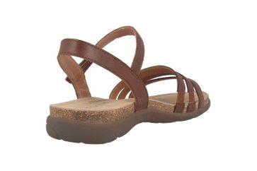 Josef Seibel Riley 01 Sandalen in Übergrößen Braun 69701 69 240 große Damenschuhe – Bild 3
