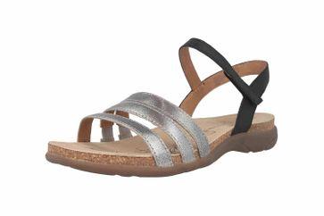 Josef Seibel Riley 01 Sandalen in Übergrößen Mehrfarbig 69701 33 771 große Damenschuhe – Bild 6