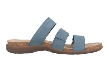 Josef Seibel Riley 03 Pantoletten in Übergrößen Blau 69703 904 515 große Damenschuhe – Bild 4
