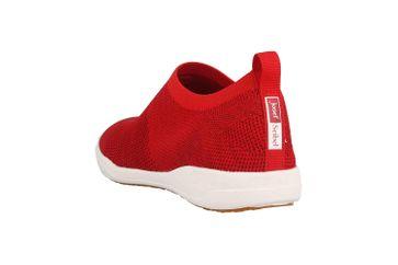 Josef Seibel Sina 64 Sneaker in Übergrößen Rot 68864 324 400 große Damenschuhe – Bild 2