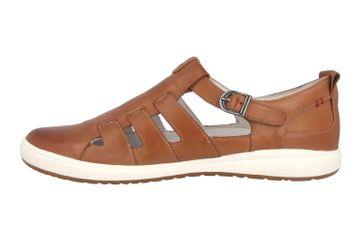 Josef Seibel Caren 16 Sandalen in Übergrößen Braun 67716 133 320 große Damenschuhe – Bild 1