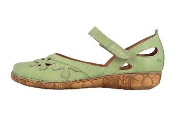 Josef Seibel Rosalie 41 Sandalen in Übergrößen grün 79541 727 600 große Damenschuhe – Bild 1