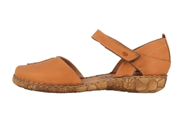 Josef Seibel Rosalie 42 Sandalen in Übergrößen Braun 79542 727 370 große Damenschuhe – Bild 1
