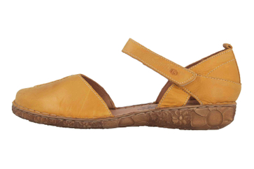 Josef Seibel Rosalie 42 Sandalen in Übergrößen Gelb 79542 727 850 große Damenschuhe – Bild 1