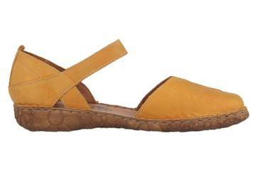 Josef Seibel Rosalie 42 Sandalen in Übergrößen Gelb 79542 727 850 große Damenschuhe – Bild 4