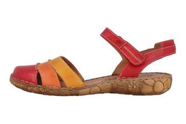Josef Seibel Rosalie 44 Sandalen in Übergrößen Rot 79544 727 402 große Damenschuhe – Bild 1