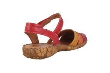 Josef Seibel Rosalie 44 Sandalen in Übergrößen Rot 79544 727 402 große Damenschuhe – Bild 3