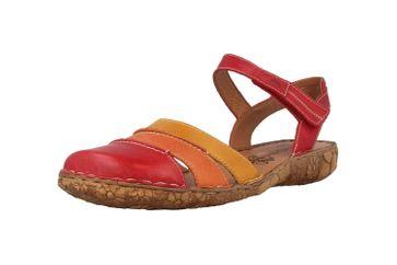 Josef Seibel Rosalie 44 Sandalen in Übergrößen Rot 79544 727 402 große Damenschuhe – Bild 6