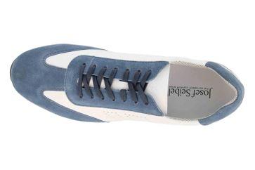 Josef Seibel Thaddeus 11 Sneaker in Übergrößen Mehrfarbig 41411 TE449 093 große Herrenschuhe – Bild 7