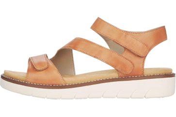 Remonte Sandalen in Übergrößen Braun D2050-24 große Damenschuhe – Bild 1