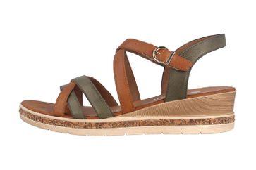 Remonte Sandalen in Übergrößen Mehrfarbig D3050-54 große Damenschuhe – Bild 4