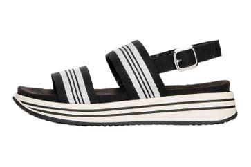 Remonte Sandalen in Übergrößen Mehrfarbig R2950-02 große Damenschuhe – Bild 1