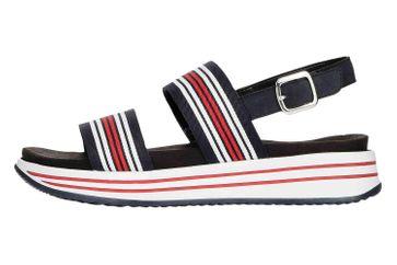 Remonte Sandalen in Übergrößen Mehrfarbig R2950-14 große Damenschuhe – Bild 1
