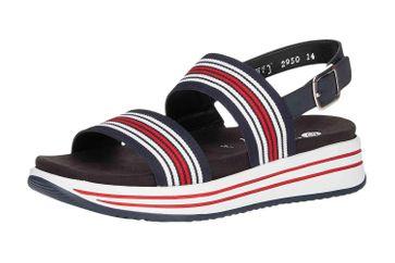 Remonte Sandalen in Übergrößen Mehrfarbig R2950-14 große Damenschuhe – Bild 5