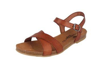 Cosmos Comfort Sandalen in Übergrößen Braun 6106-802-301 große Damenschuhe – Bild 6