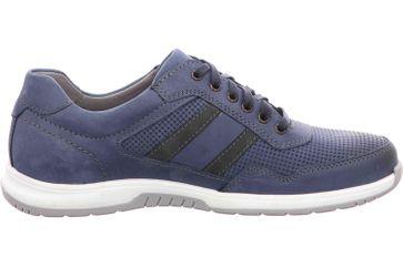 Fretz Men Arezzo Sneaker in Übergrößen Blau 4810.7677-65 große Herrenschuhe – Bild 4