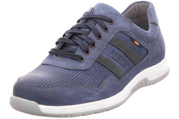 Fretz Men Arezzo Sneaker in Übergrößen Blau 4810.7677-65 große Herrenschuhe – Bild 6