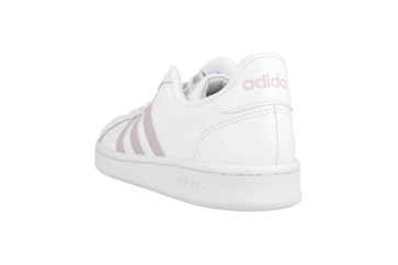 Adidas GRAND COURT Sportschuhe in Übergrößen Weiß EE7465 große Damenschuhe – Bild 2