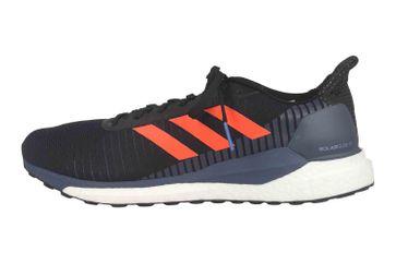 Adidas SOLAR GLIDE ST 19 M Sportschuhe in Übergrößen Schwarz EE4290 große Herrenschuhe – Bild 1