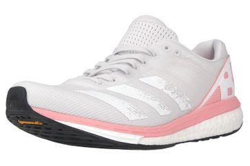 Adidas adizero Boston 8 w Sportschuhe in Übergrößen Grau EE5147 große Damenschuhe – Bild 6