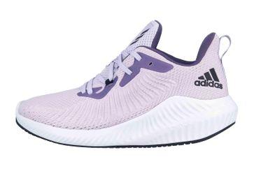 Adidas alphabounce 3 w Sportschuhe in Übergrößen Lila EG1385 große Damenschuhe – Bild 1