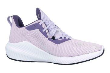 Adidas alphabounce 3 w Sportschuhe in Übergrößen Lila EG1385 große Damenschuhe – Bild 4