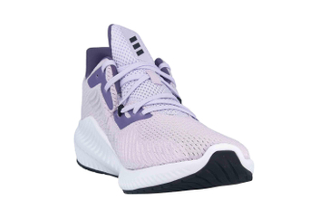 Adidas alphabounce 3 w Sportschuhe in Übergrößen Lila EG1385 große Damenschuhe – Bild 5