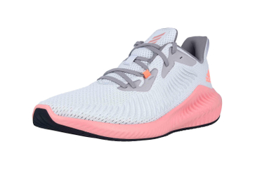Adidas alphabounce 3 w Sportschuhe in Übergrößen Grau EG1387 große Damenschuhe – Bild 6