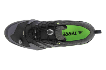 Adidas TERREX SWIFT R2 GTX Trekkingschuhe in Übergrößen Schwarz EF4612 große Herrenschuhe – Bild 7