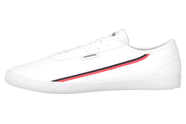 Adidas COURTFLASH X Sportschuhe in Übergrößen Weiß EH2531 große Damenschuhe