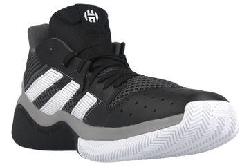 Adidas Harden Stepback Sportschuhe in Übergrößen Schwarz EF9893 große Herrenschuhe – Bild 5