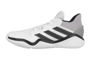 Adidas Harden Stepback Sportschuhe in Übergrößen Weiß EH1942 große Herrenschuhe – Bild 1