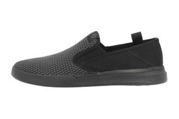 Adidas SLEUTH SLIP_ON Slipper in Übergrößen Schwarz EE8941 große Herrenschuhe – Bild 1