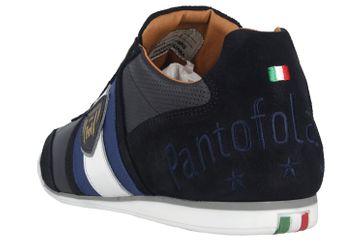 Pantofola d'Oro Imola Scudo NB Uomo Low Sneaker in Übergrößen Blau 10201047.29Y/10201071.29Y große Herrenschuhe – Bild 2