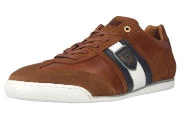 Pantofola d'Oro Imola Scudo NB Uomo Low Sneaker in Übergrößen Braun 10201047.JCU/10201071.JCU große Herrenschuhe – Bild 6