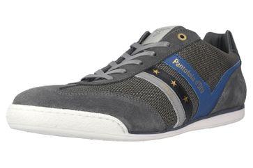Pantofola d'Oro Vasto NB Uomo Low Sneaker in Übergrößen Grau 10201046.10C/10201072.10C große Herrenschuhe – Bild 6