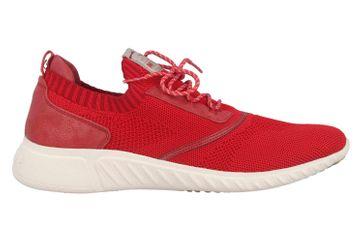 Mustang Shoes Halbschuhe in Übergrößen Rot 1315-306-5 große Damenschuhe – Bild 4