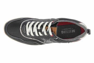 Mustang Shoes Halbschuhe in Übergrößen Grau 4136-306-200 große Herrenschuhe – Bild 7