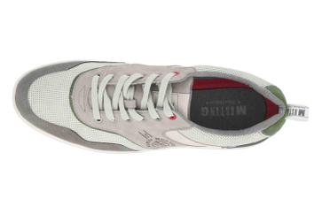 Mustang Shoes Halbschuhe in Übergrößen Grau 4136-306-203 große Herrenschuhe – Bild 7
