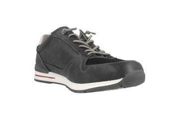Mustang Shoes Halbschuhe in Übergrößen Grau 4154-301-259 große Herrenschuhe – Bild 5