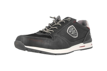 Mustang Shoes Halbschuhe in Übergrößen Grau 4154-301-259 große Herrenschuhe – Bild 6