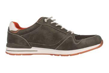 Mustang Shoes Halbschuhe in Übergrößen Grün 4154-301-700 große Herrenschuhe – Bild 4