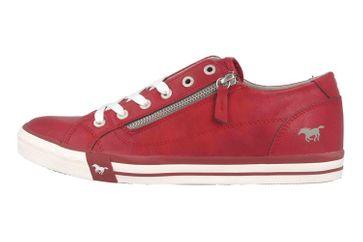 Mustang Shoes Halbschuhe in Übergrößen Rot 1146-302-5 große Damenschuhe – Bild 1