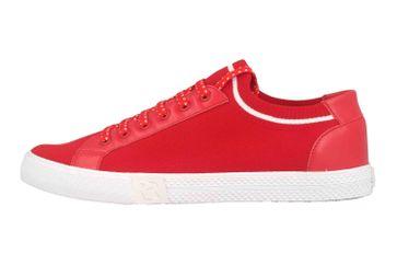 Romika Swan Sneaker in Übergrößen Rot 20014 244 400 große Damenschuhe – Bild 1