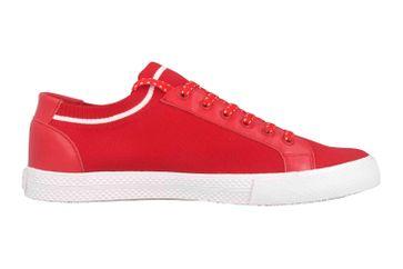 Romika Swan Sneaker in Übergrößen Rot 20014 244 400 große Damenschuhe – Bild 4