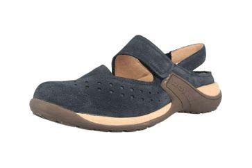 Romika Milla 133 Sandalen in Übergrößen Blau 10193 195 500 große Damenschuhe – Bild 6