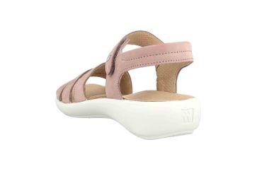 Romika Ibiza 111 Sandalen in Übergrößen Rose 16111 001 020 große Damenschuhe – Bild 2