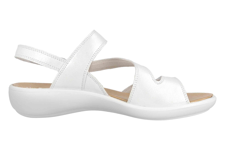 Romika Ibiza 105 Sandalen in Übergrößen Weiß 16105 194 010 große Damenschuhe