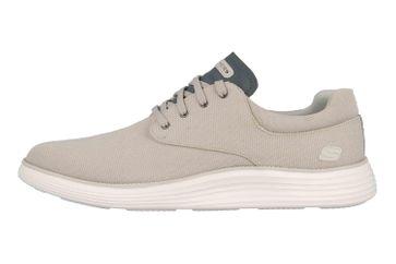 Skechers STATUS 2.0 BURBANK Sneaker in Übergrößen Braun 204083 TAN große Herrenschuhe – Bild 1